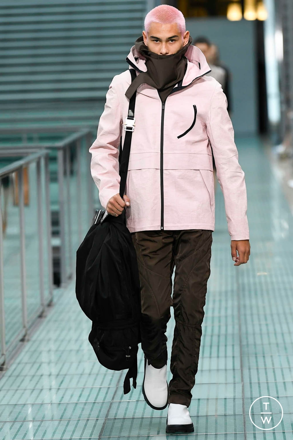 Fashion Week Paris Spring/Summer 2020 look 44 from the Alyx collection menswear