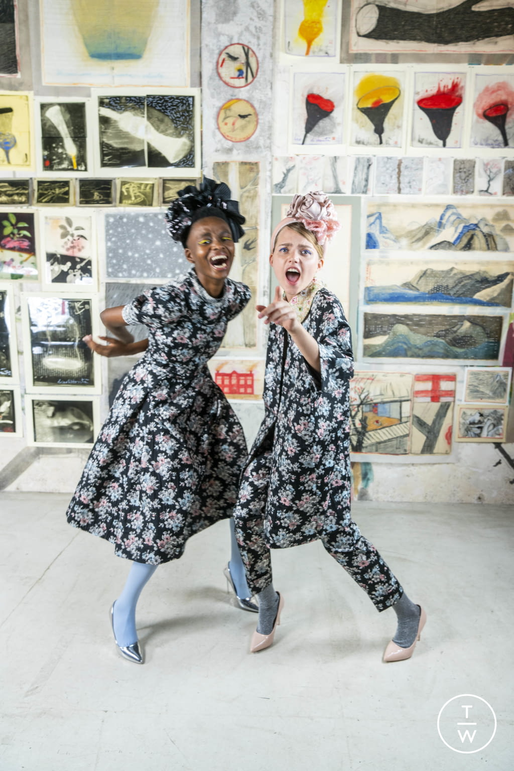 Fashion Week Milan Resort 2020 look 35 from the Antonio Marras collection womenswear
