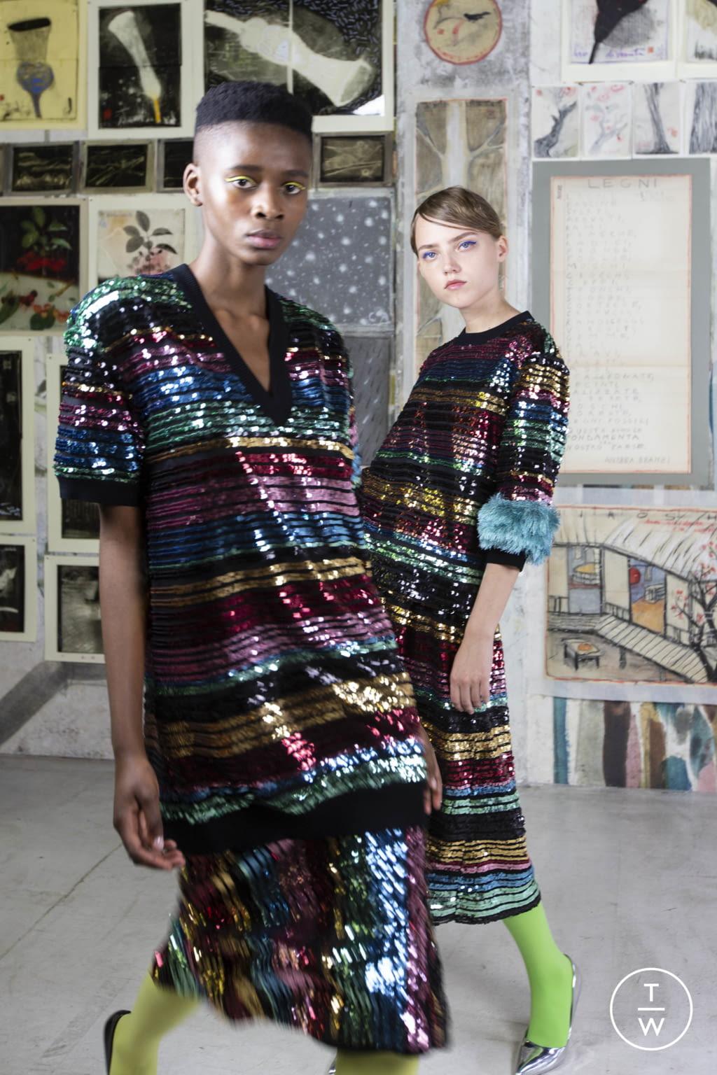 Fashion Week Milan Resort 2020 look 9 from the Antonio Marras collection womenswear