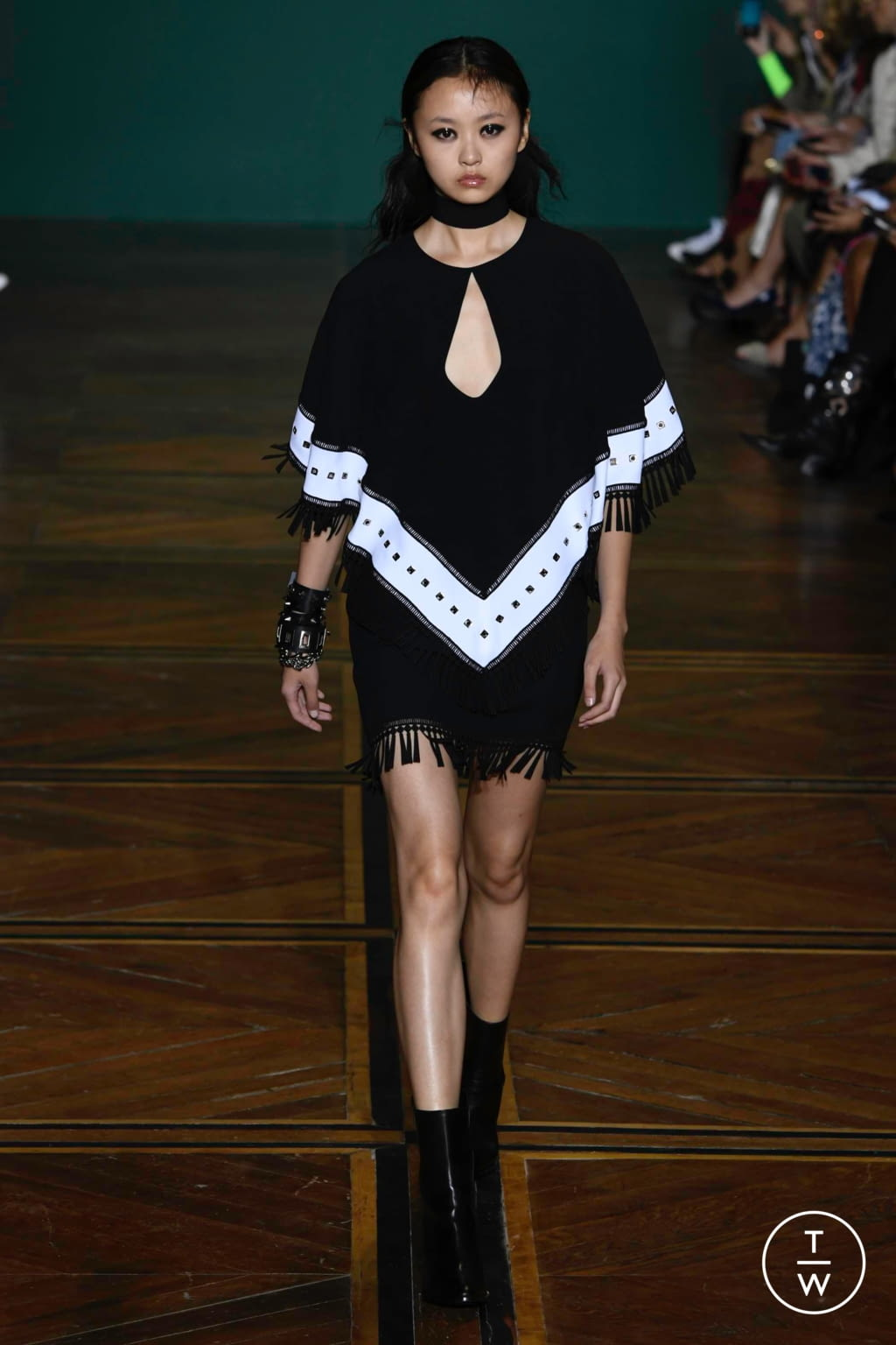 Fashion Week Paris Spring/Summer 2019 look 3 from the Andrew GN collection 女装