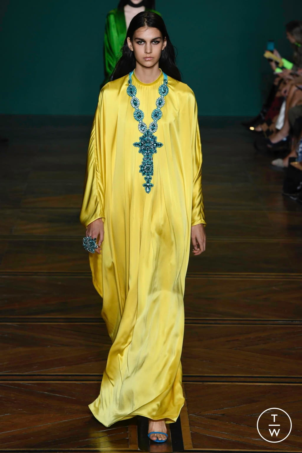 Fashion Week Paris Spring/Summer 2019 look 36 from the Andrew GN collection 女装