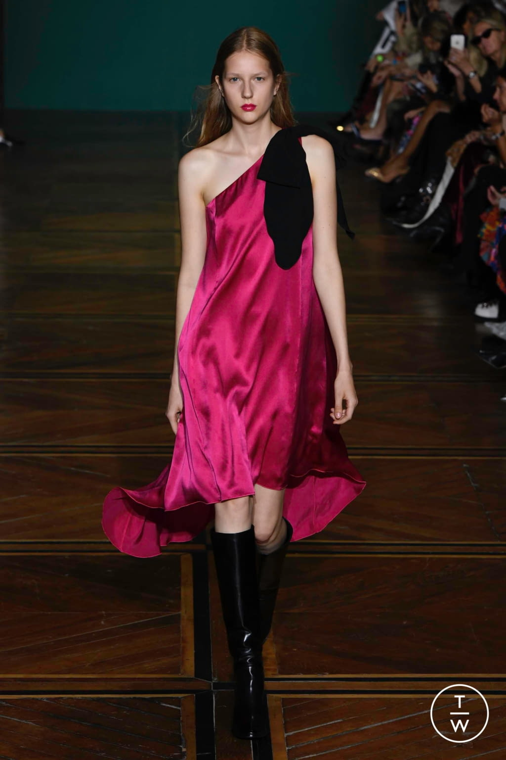 Fashion Week Paris Spring/Summer 2019 look 39 from the Andrew GN collection womenswear