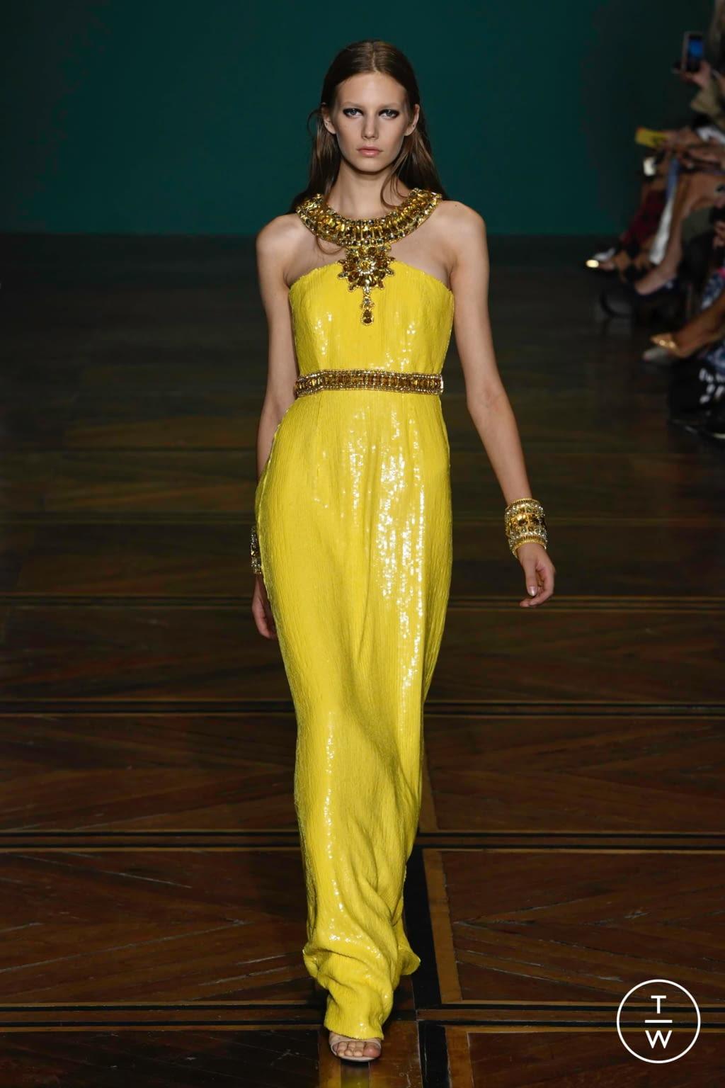 Fashion Week Paris Spring/Summer 2019 look 44 de la collection Andrew GN womenswear