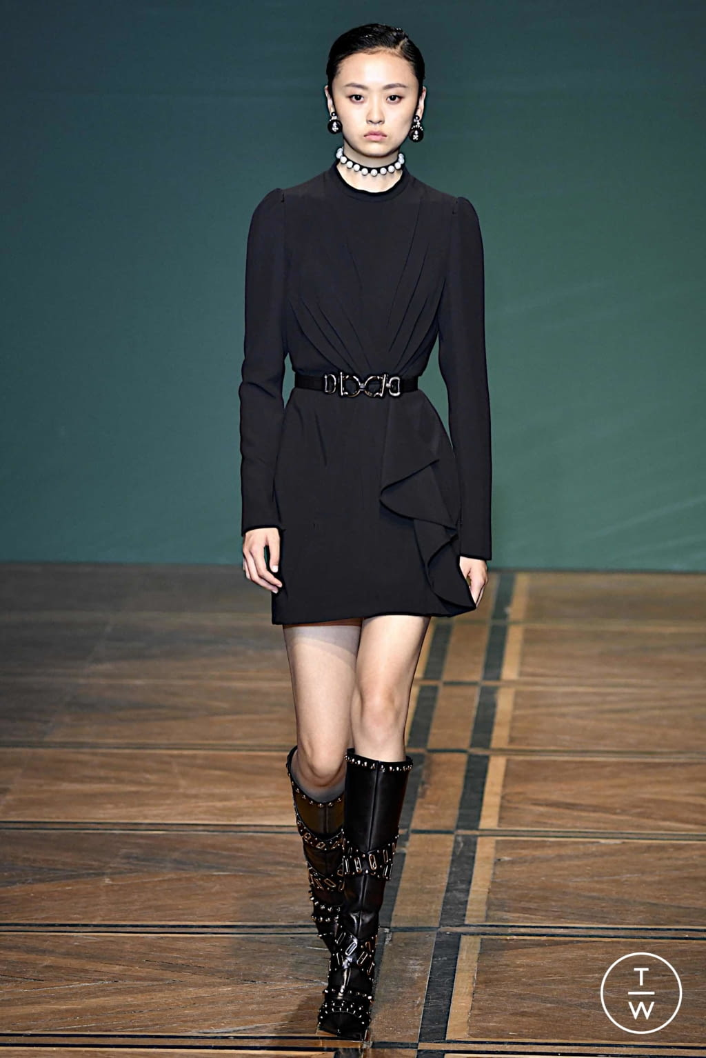 Fashion Week Paris Spring/Summer 2020 look 15 from the Andrew GN collection womenswear