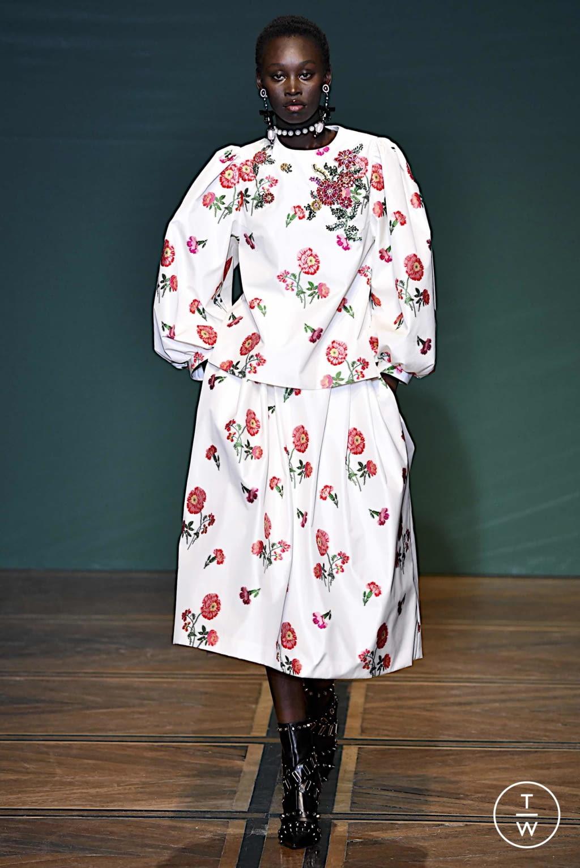 Fashion Week Paris Spring/Summer 2020 look 42 de la collection Andrew GN womenswear