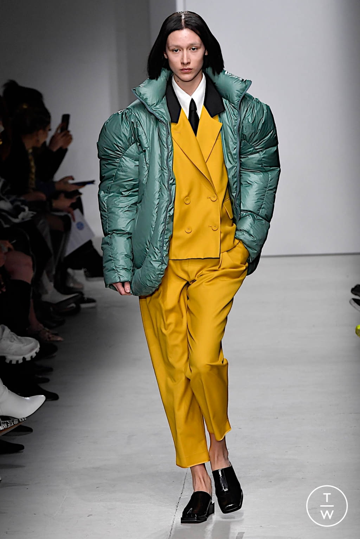 Fashion Week Milan Fall/Winter 2020 look 21 from the Annakiki collection womenswear