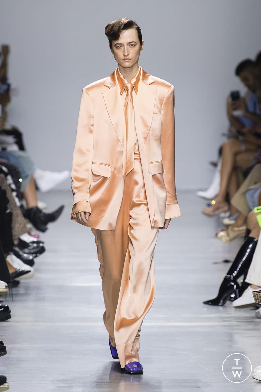 Fashion Week Milan Spring/Summer 2020 look 6 from the Annakiki collection womenswear