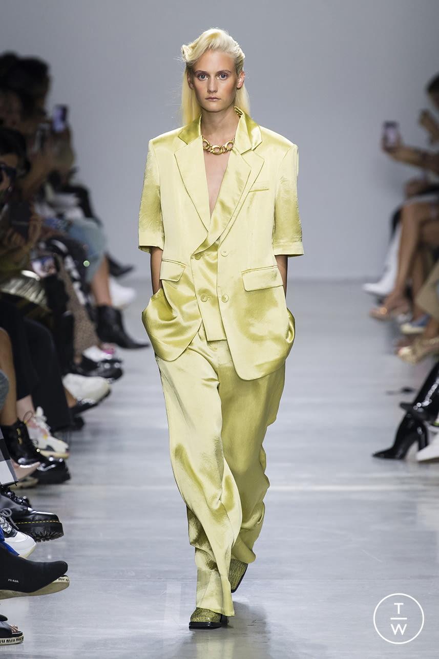 Fashion Week Milan Spring/Summer 2020 look 7 from the Annakiki collection womenswear