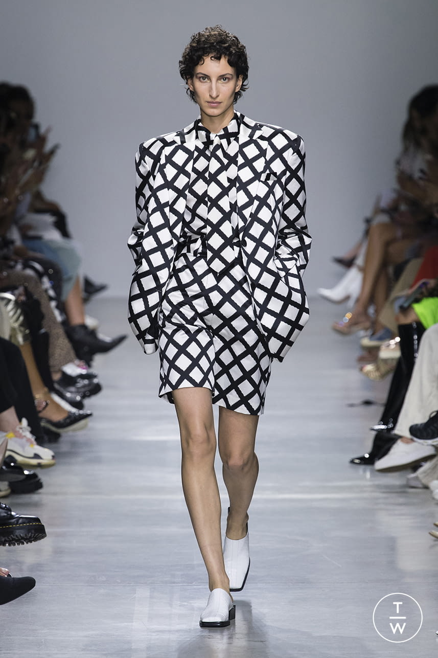 Fashion Week Milan Spring/Summer 2020 look 12 de la collection Annakiki womenswear