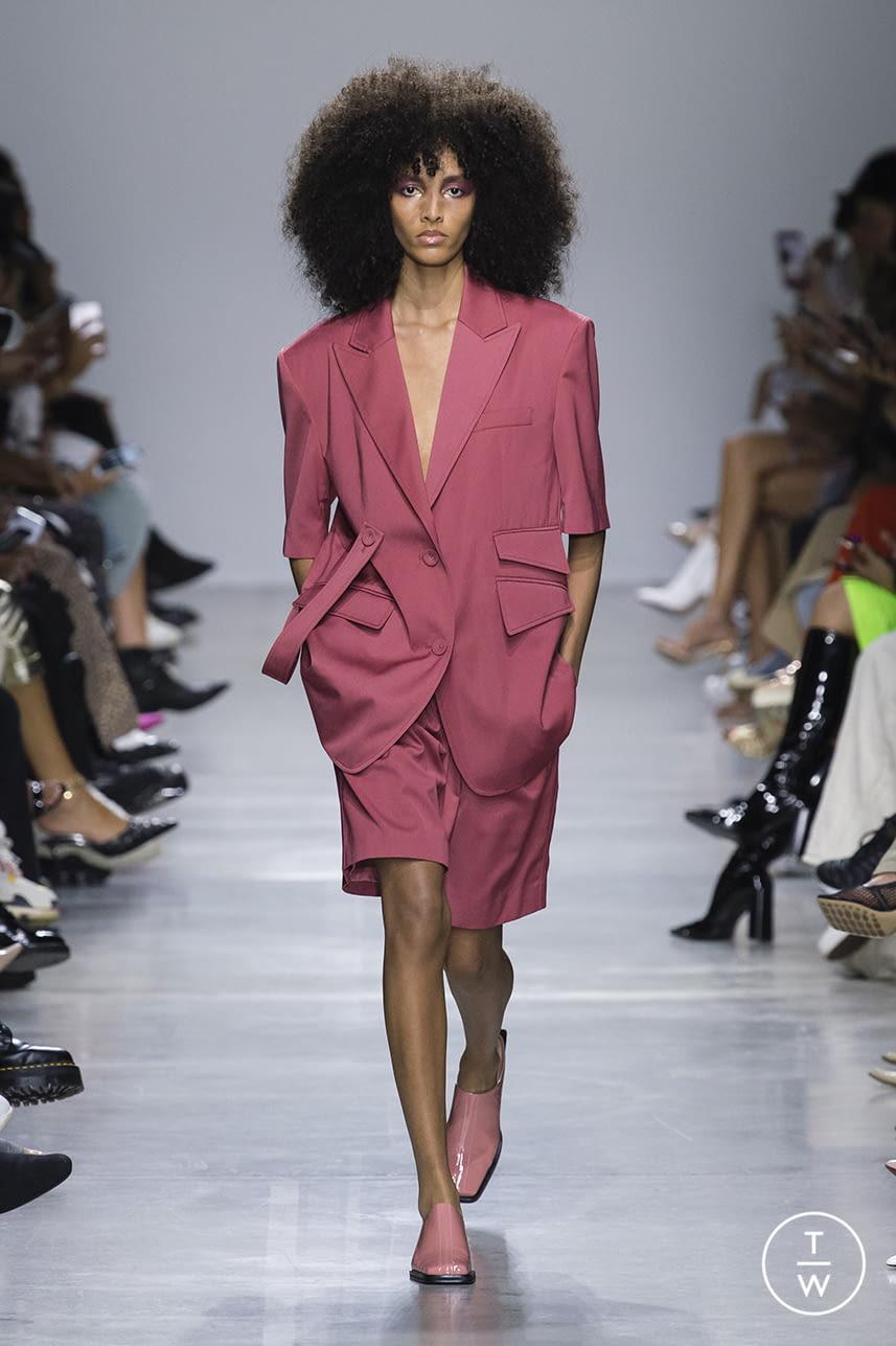 Fashion Week Milan Spring/Summer 2020 look 27 from the Annakiki collection womenswear