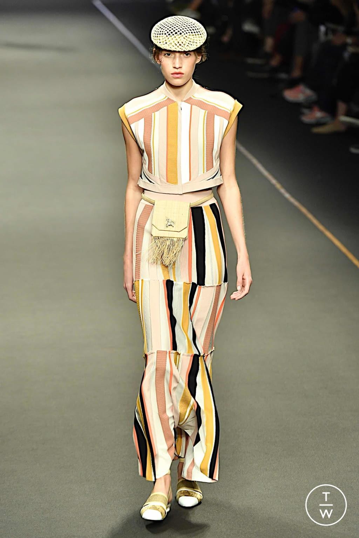 Fashion Week Milan Spring/Summer 2020 look 1 de la collection Anteprima womenswear