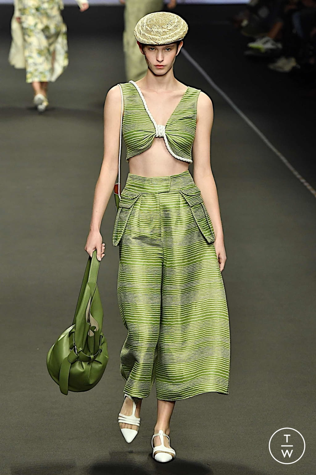 Fashion Week Milan Spring/Summer 2020 look 29 from the Anteprima collection 女装