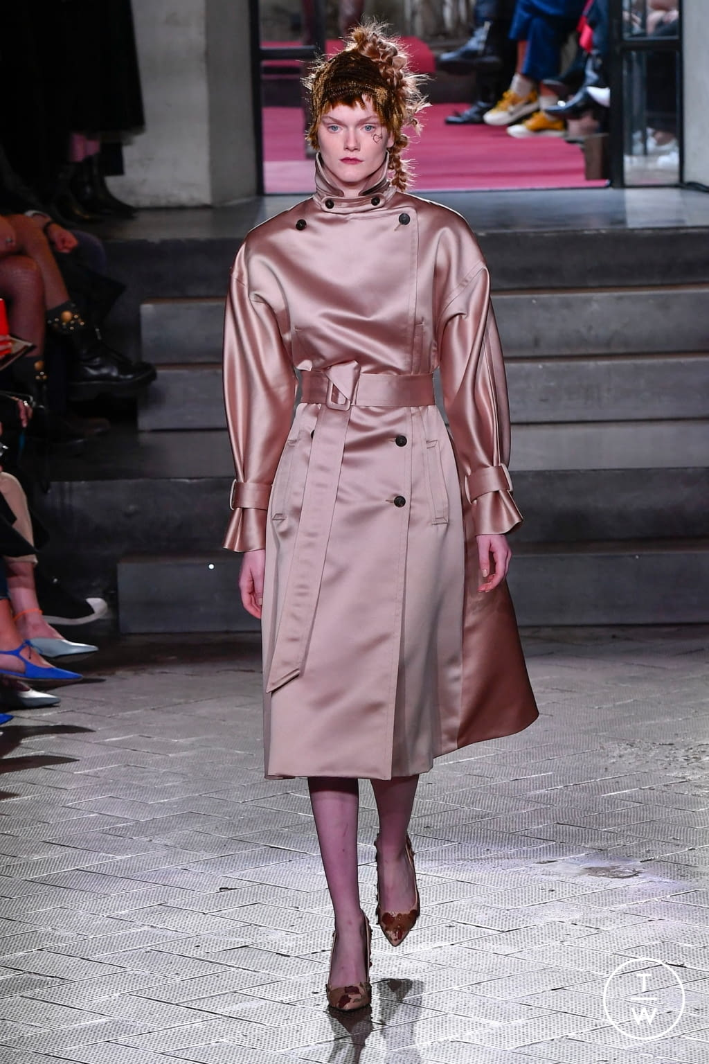 Fashion Week Milan Fall/Winter 2020 look 68 from the Antonio Marras collection 女装