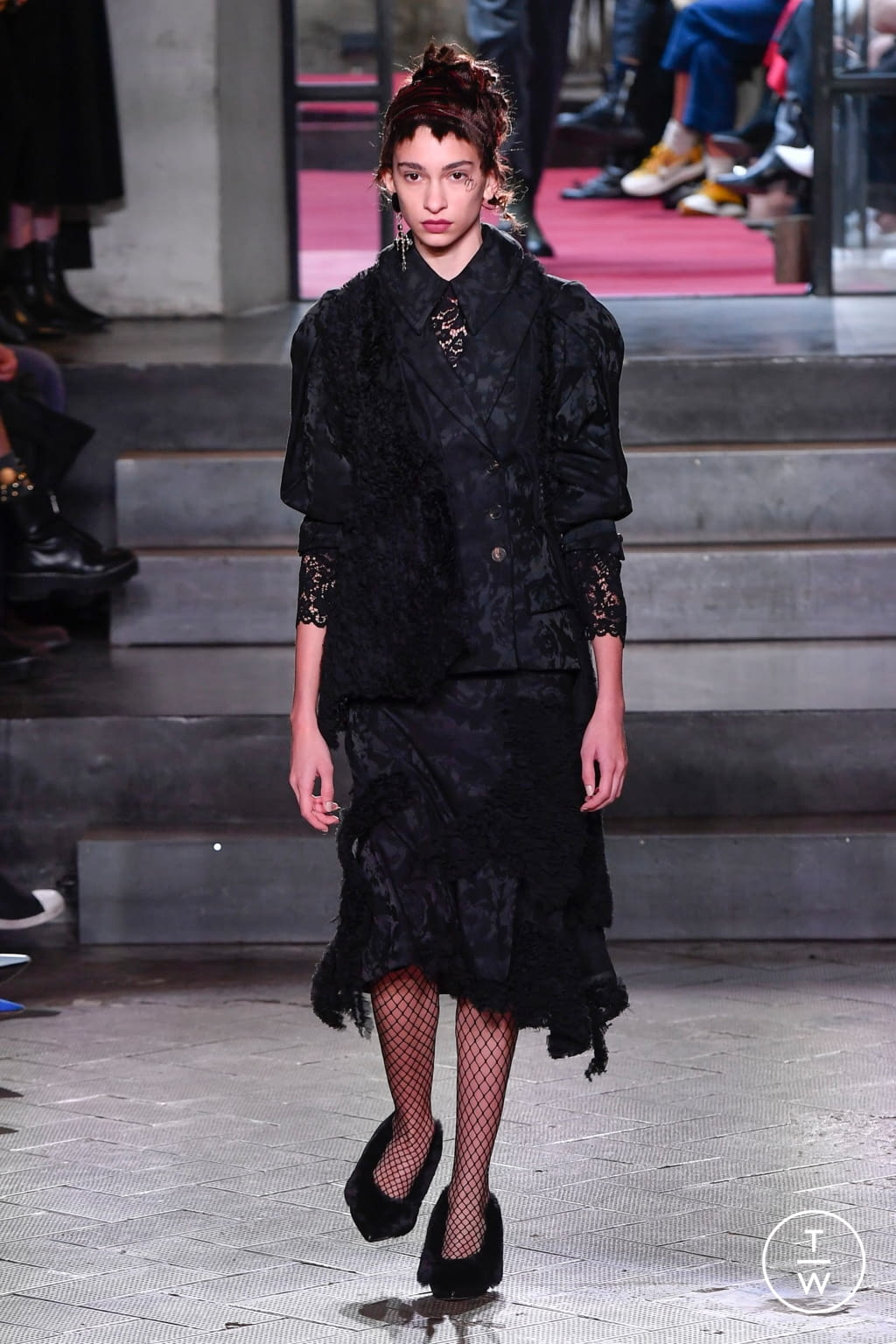 Fashion Week Milan Fall/Winter 2020 look 71 from the Antonio Marras collection 女装