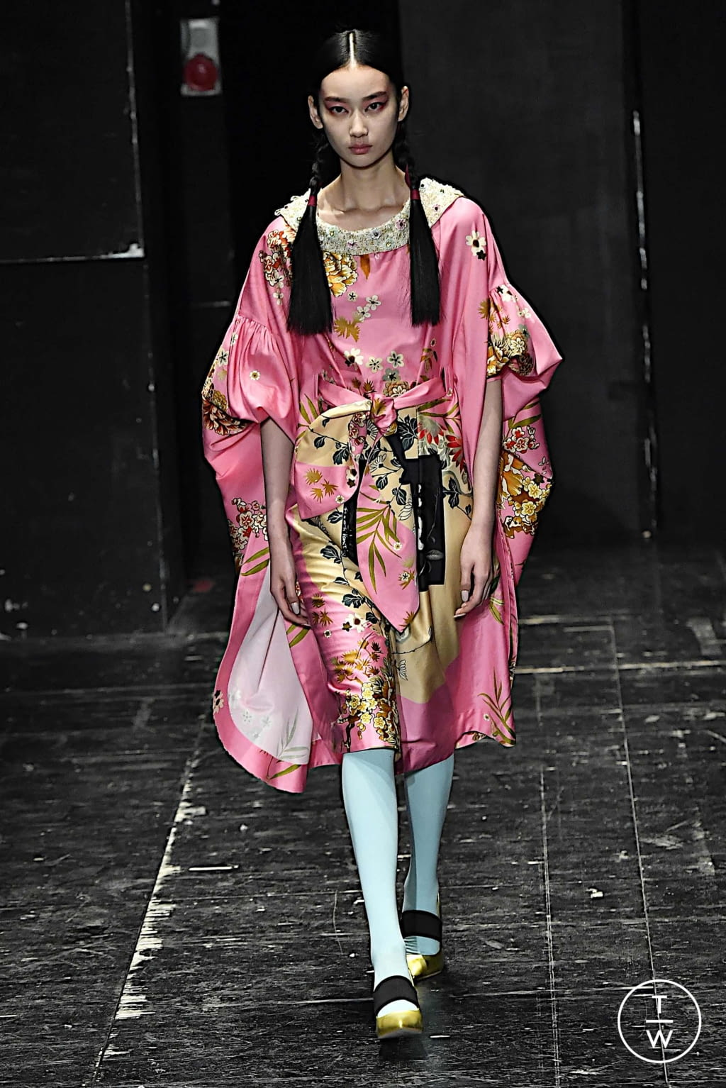Fashion Week Milan Spring/Summer 2020 look 1 from the Antonio Marras collection 女装
