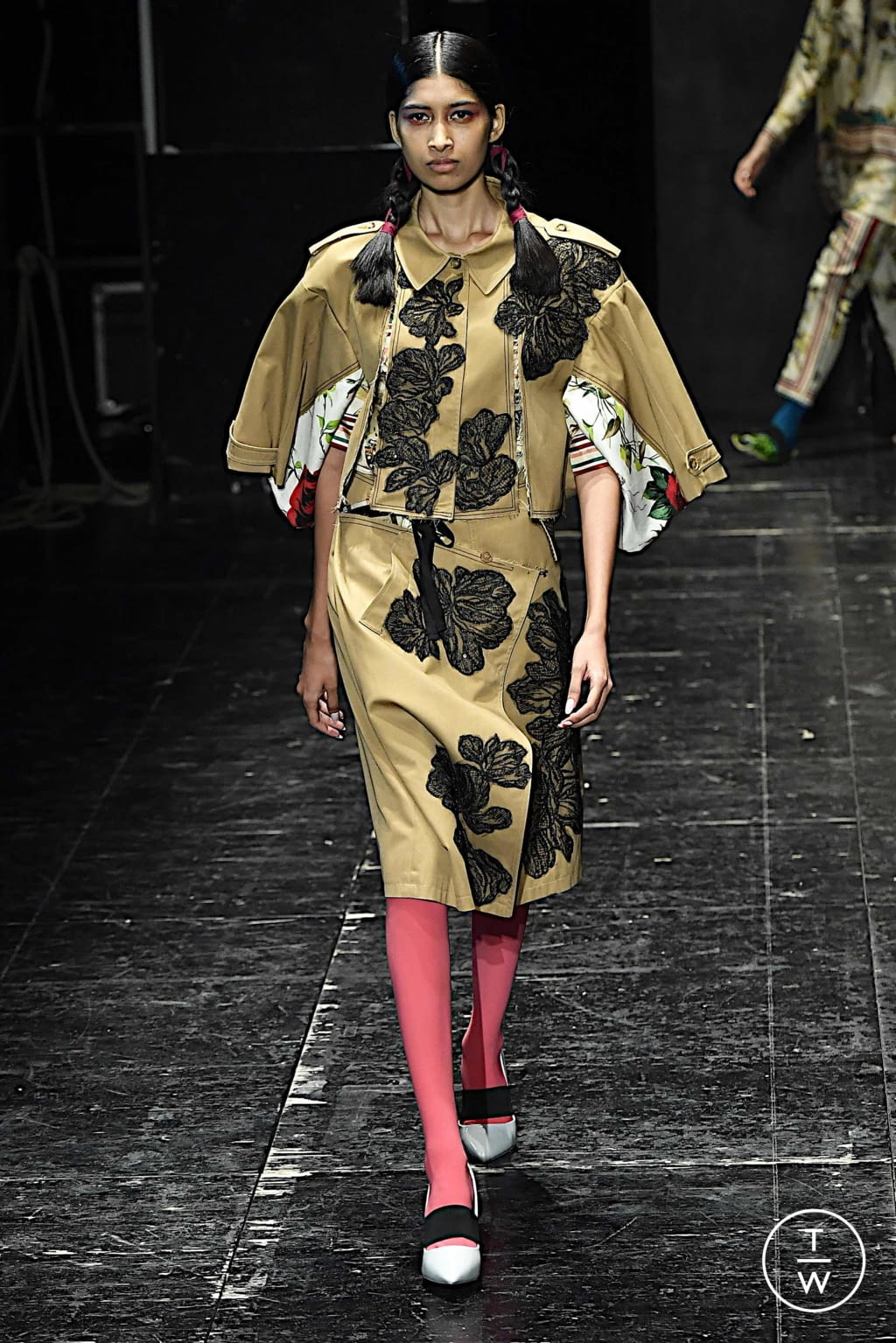 Fashion Week Milan Spring/Summer 2020 look 20 from the Antonio Marras collection 女装