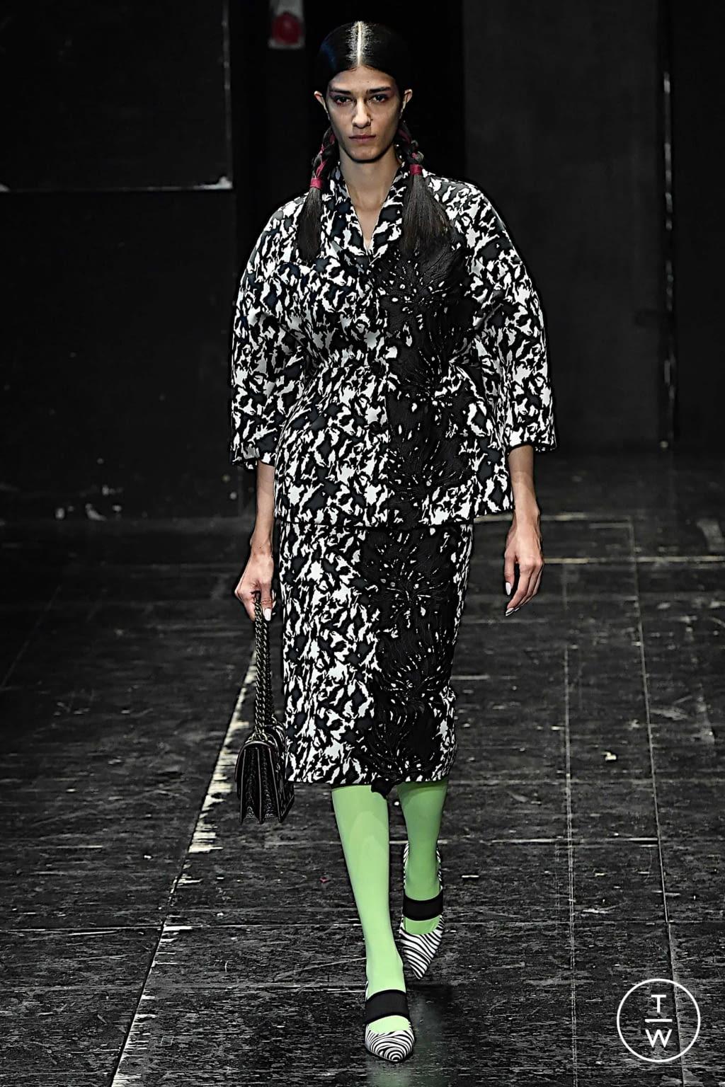 Fashion Week Milan Spring/Summer 2020 look 24 de la collection Antonio Marras womenswear
