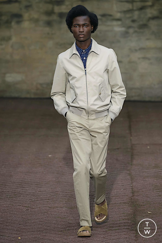 Fashion Week Paris Spring/Summer 2020 look 7 de la collection Apc womenswear