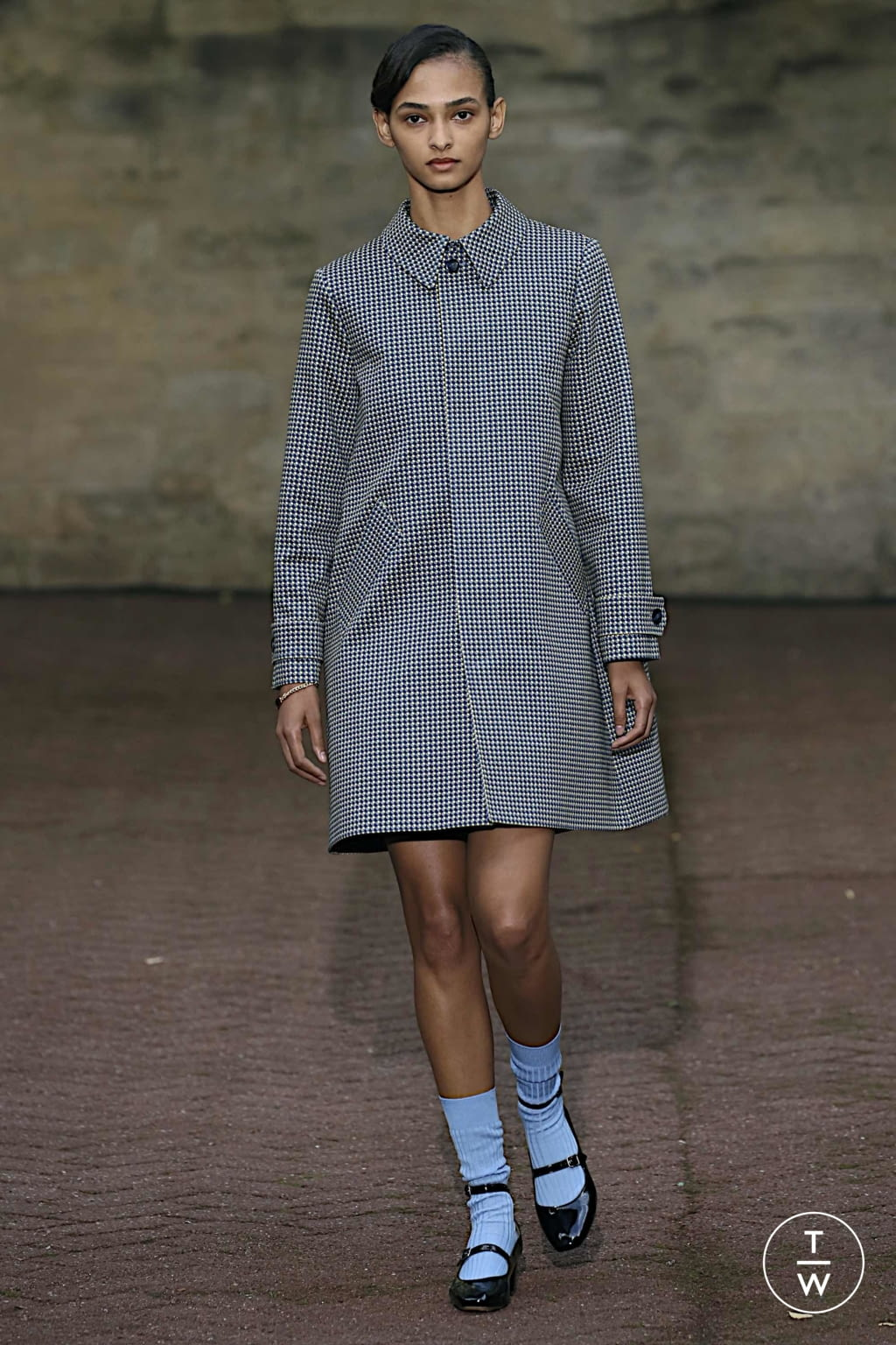 Fashion Week Paris Spring/Summer 2020 look 18 de la collection Apc womenswear