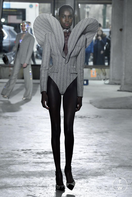 Fashion Week New York Fall/Winter 2020 look 22 de la collection Area womenswear
