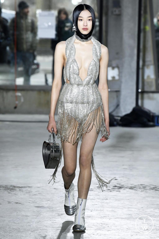 Fashion Week New York Fall/Winter 2020 look 27 de la collection Area womenswear