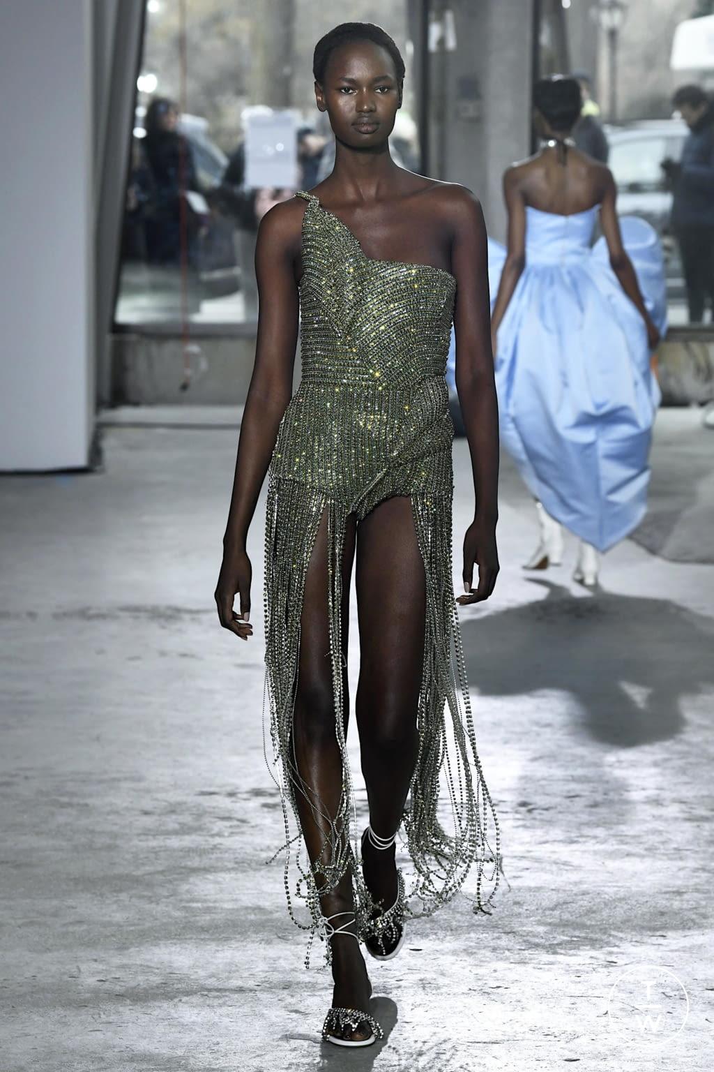Fashion Week New York Fall/Winter 2020 look 41 de la collection Area womenswear