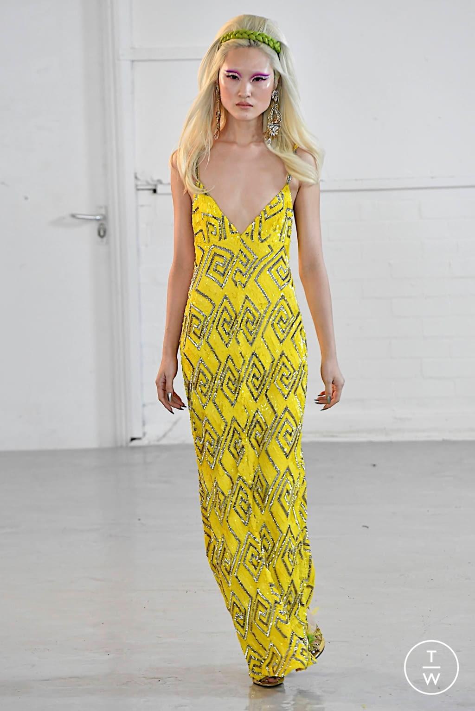 Fashion Week London Fall/Winter 2020 look 28 from the Ashish collection womenswear
