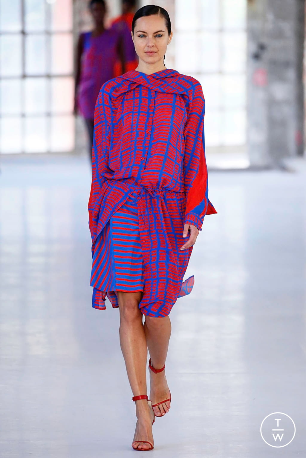 Fashion Week Paris Spring/Summer 2019 look 29 de la collection Atlein womenswear