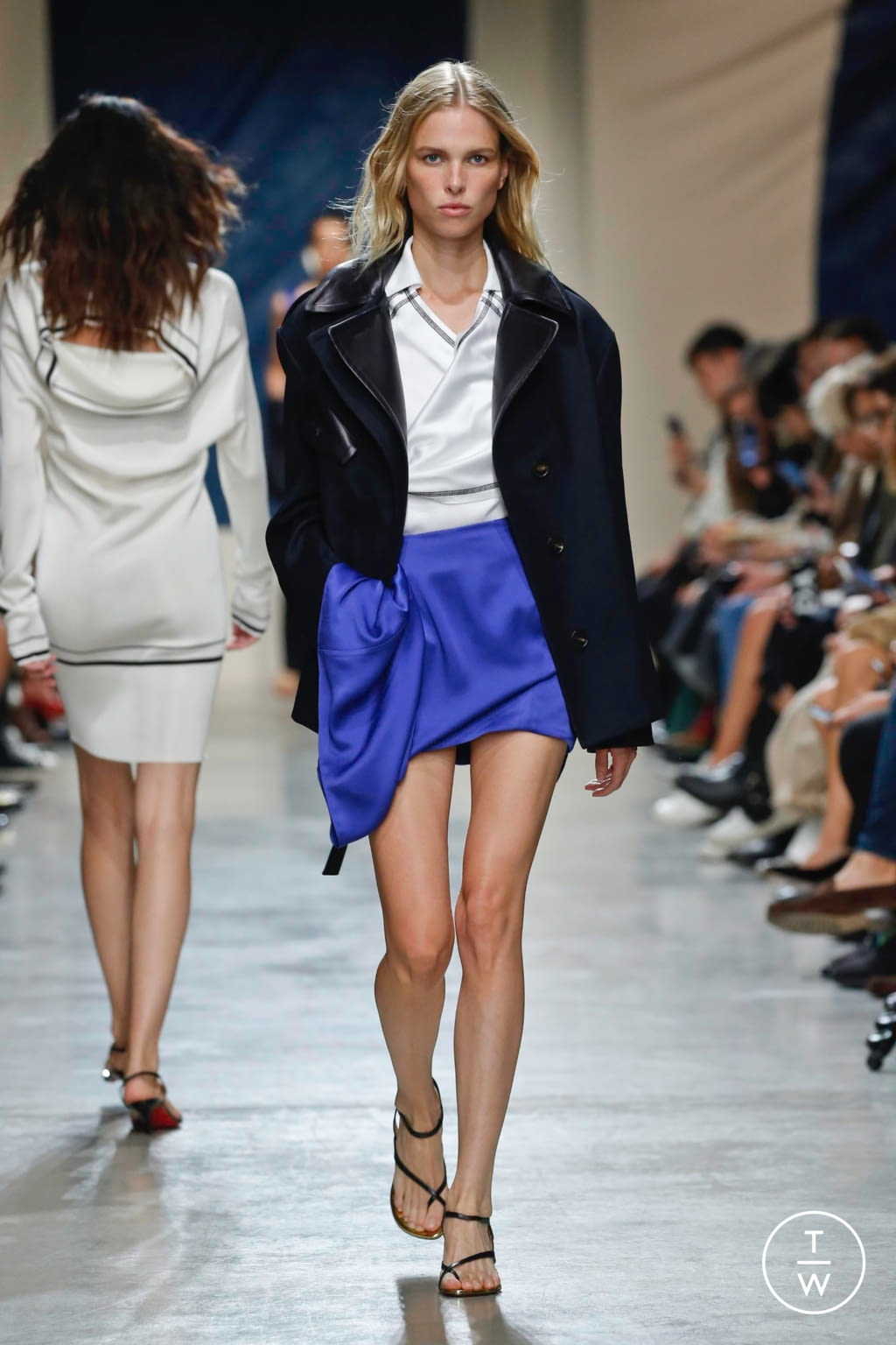 Fashion Week Paris Spring/Summer 2020 look 16 from the Atlein collection womenswear