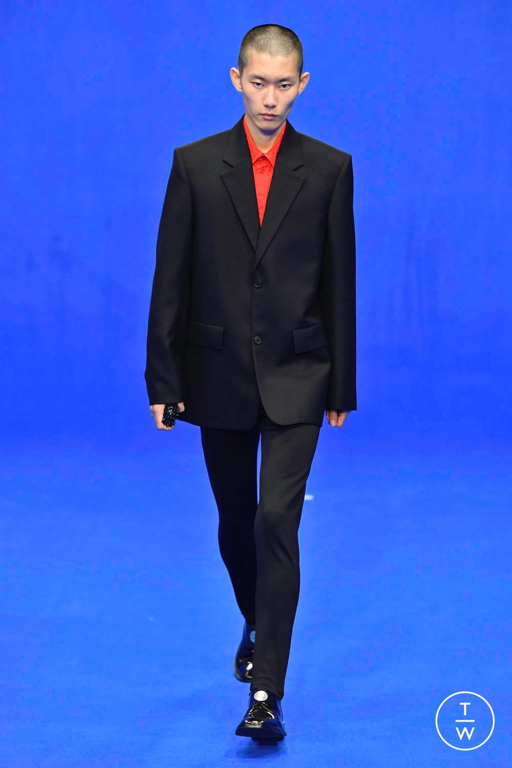 Fashion Week Paris Spring/Summer 2020 look 72 from the Balenciaga collection menswear