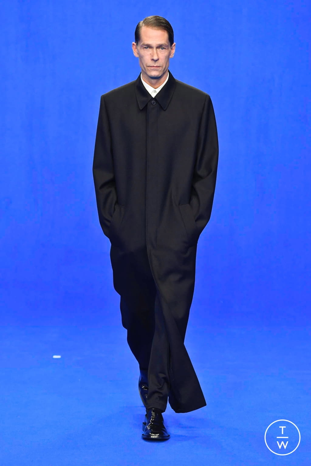 Fashion Week Paris Spring/Summer 2020 look 78 from the Balenciaga collection menswear