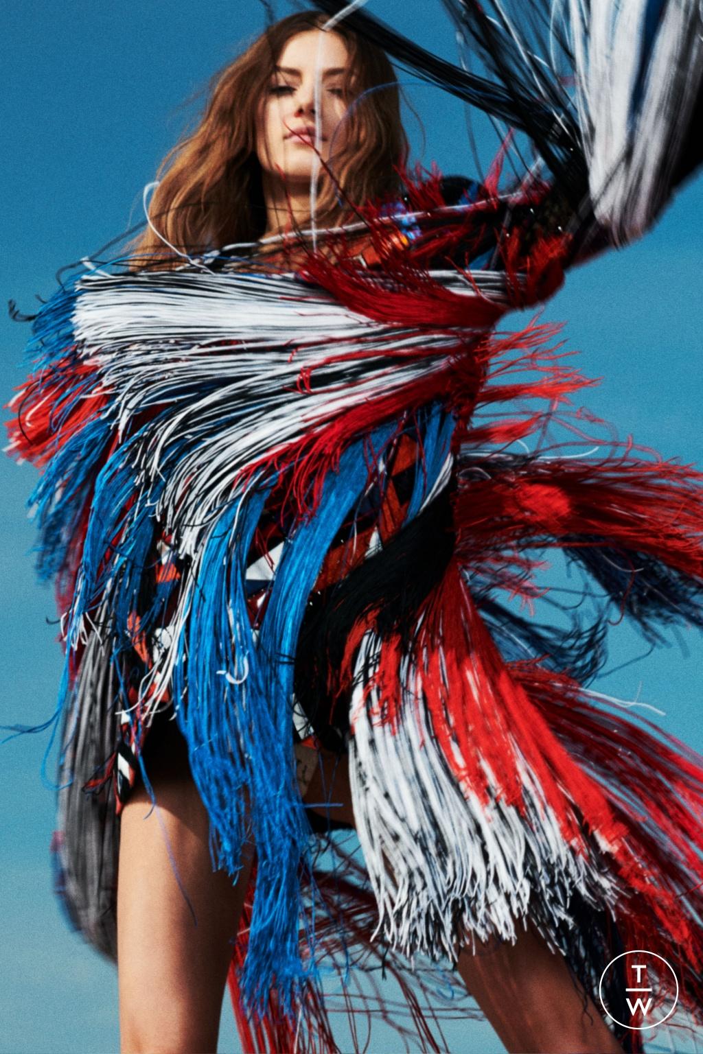 Fashion Week Paris Resort 2020 look 14 de la collection Balmain womenswear