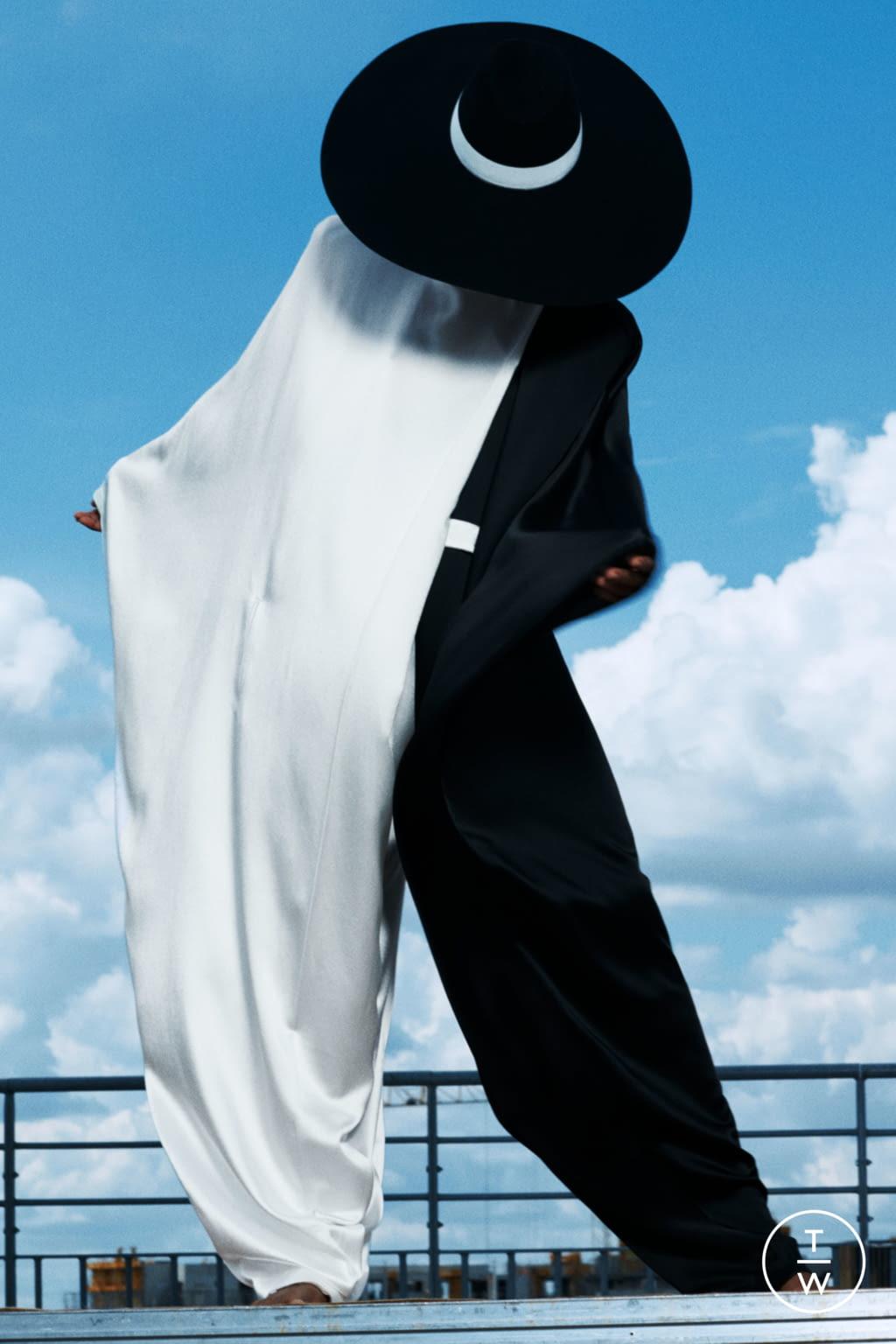 Fashion Week Paris Resort 2020 look 20 from the Balmain collection womenswear