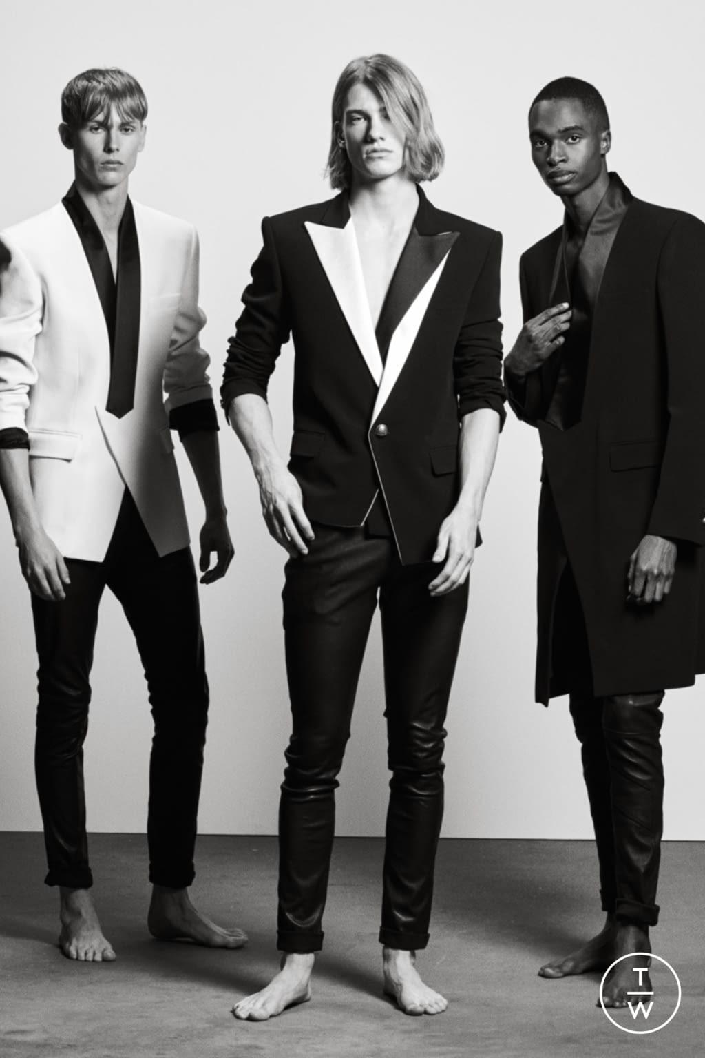 Fashion Week Paris Resort 2020 look 31 from the Balmain collection womenswear