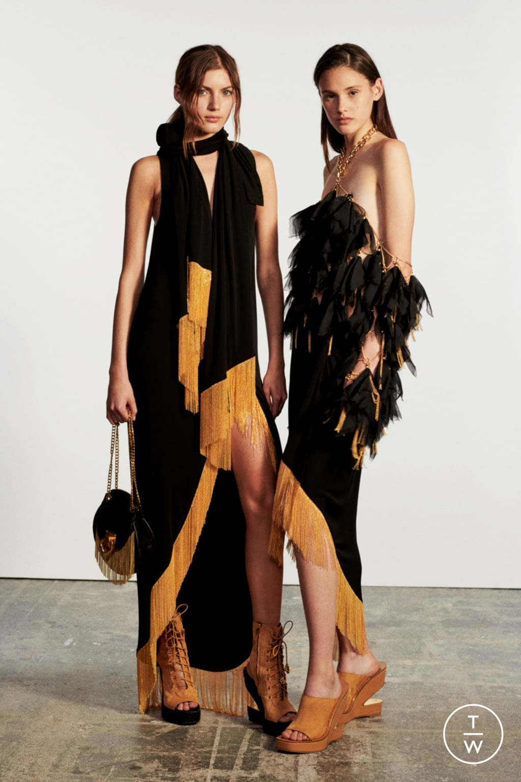 Fashion Week Paris Resort 2020 look 52 de la collection Balmain womenswear