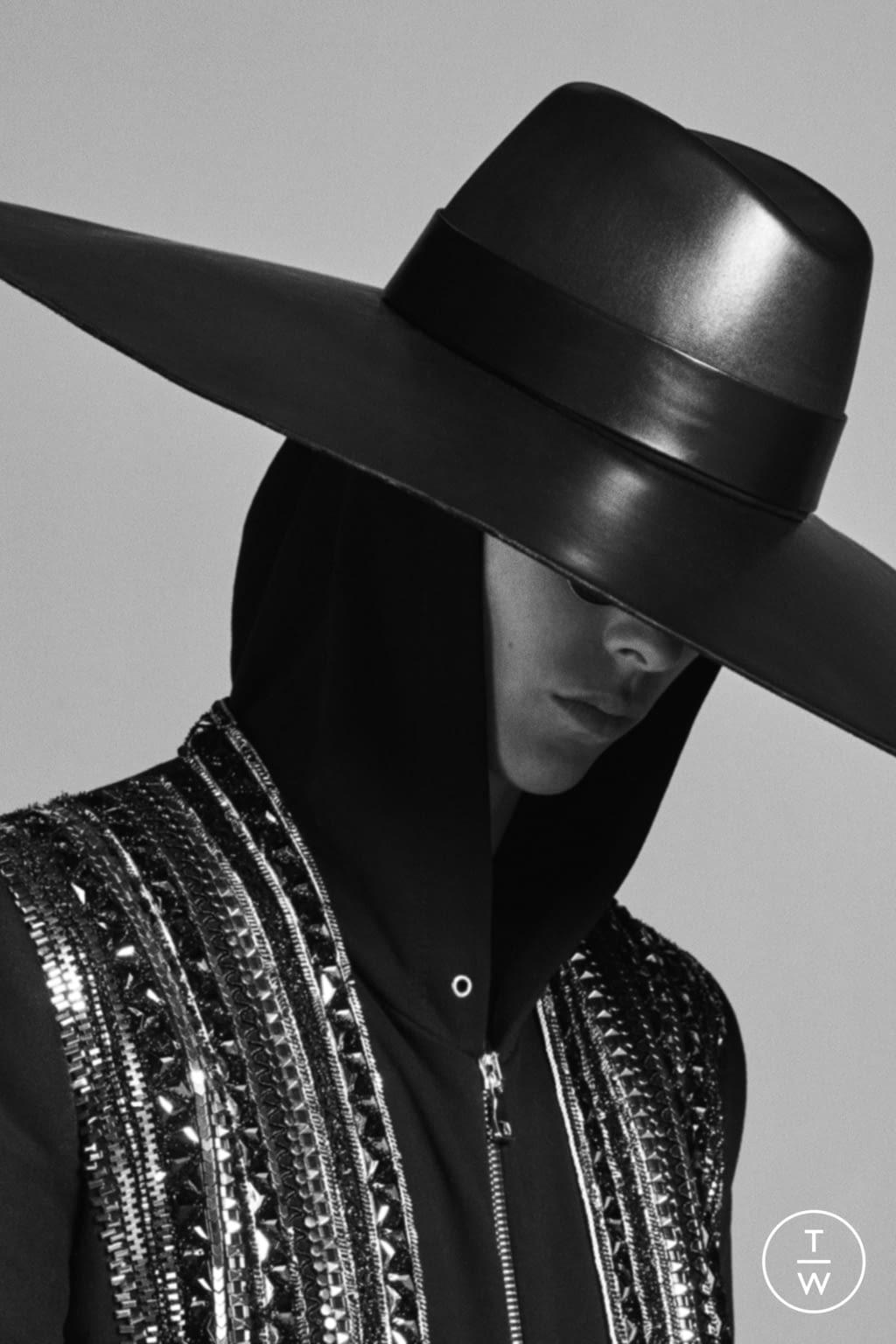 Fashion Week Paris Resort 2020 look 73 from the Balmain collection womenswear