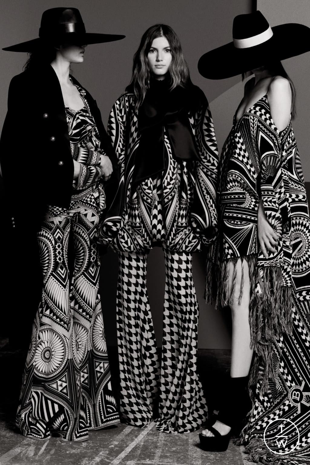 Fashion Week Paris Resort 2020 look 103 de la collection Balmain womenswear