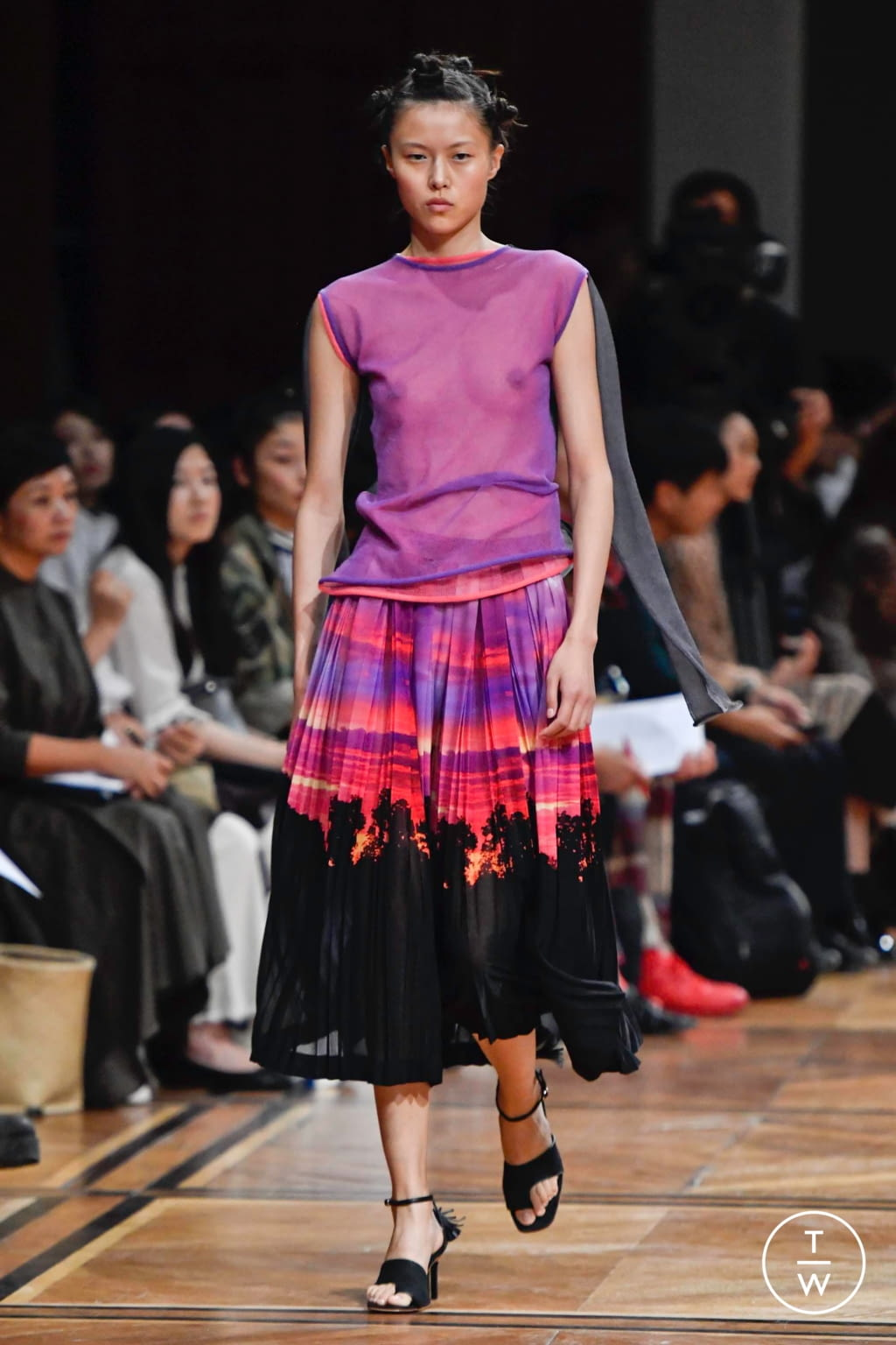 Fashion Week Paris Spring/Summer 2020 look 25 from the Beautiful People collection womenswear