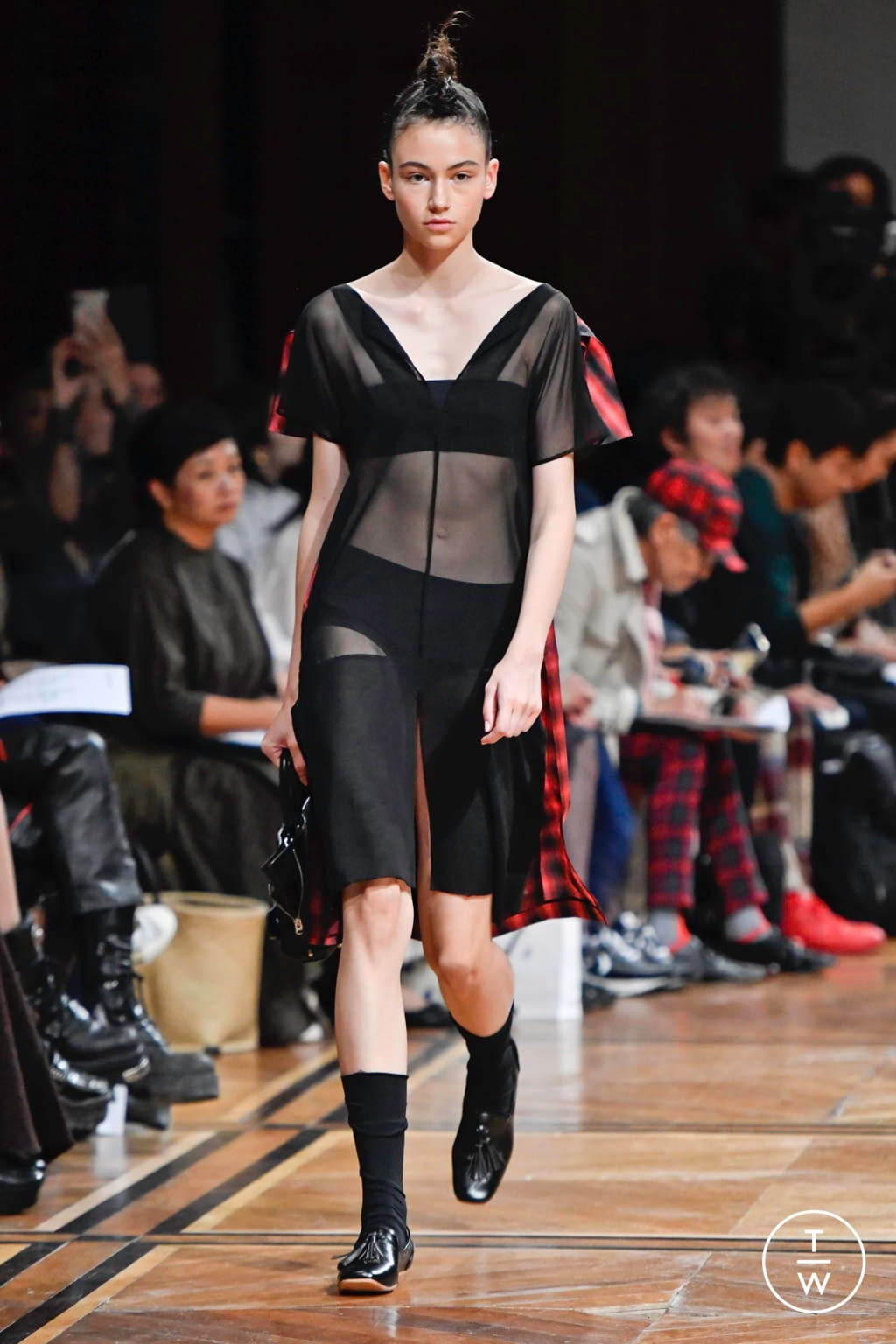Fashion Week Paris Spring/Summer 2020 look 28 from the Beautiful People collection womenswear