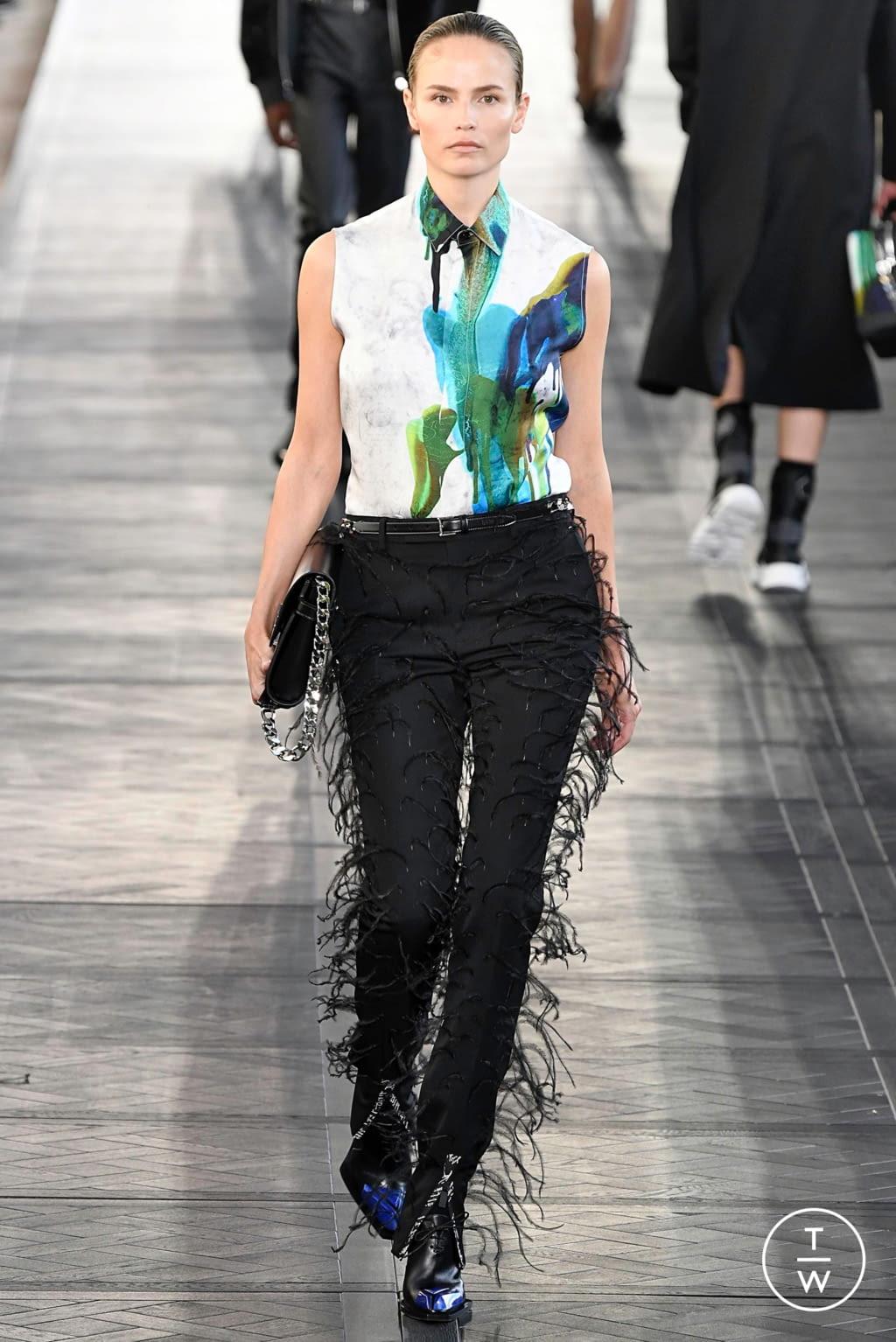 Fashion Week Paris Spring/Summer 2020 look 45 de la collection Berluti menswear