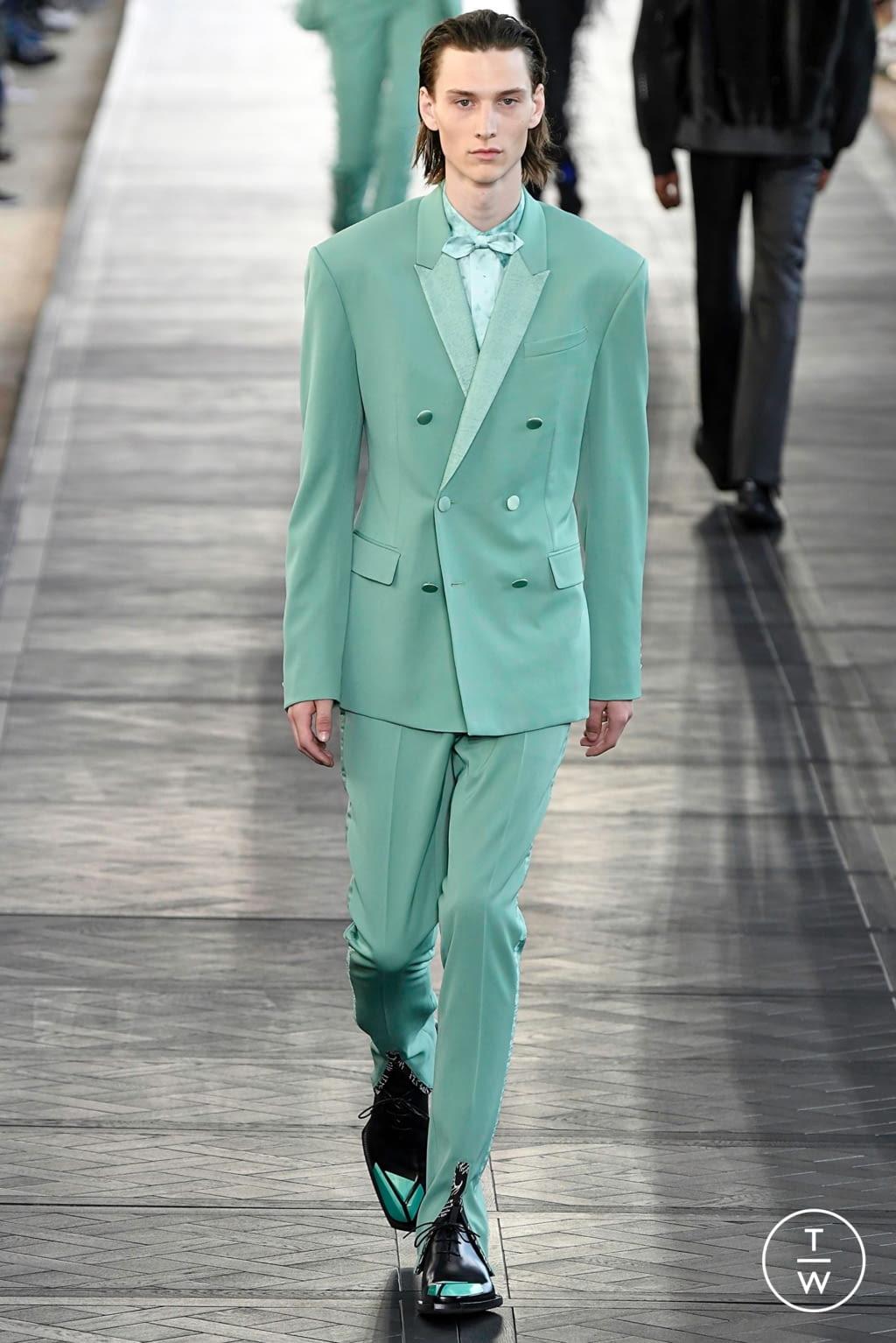 Fashion Week Paris Spring/Summer 2020 look 47 de la collection Berluti menswear