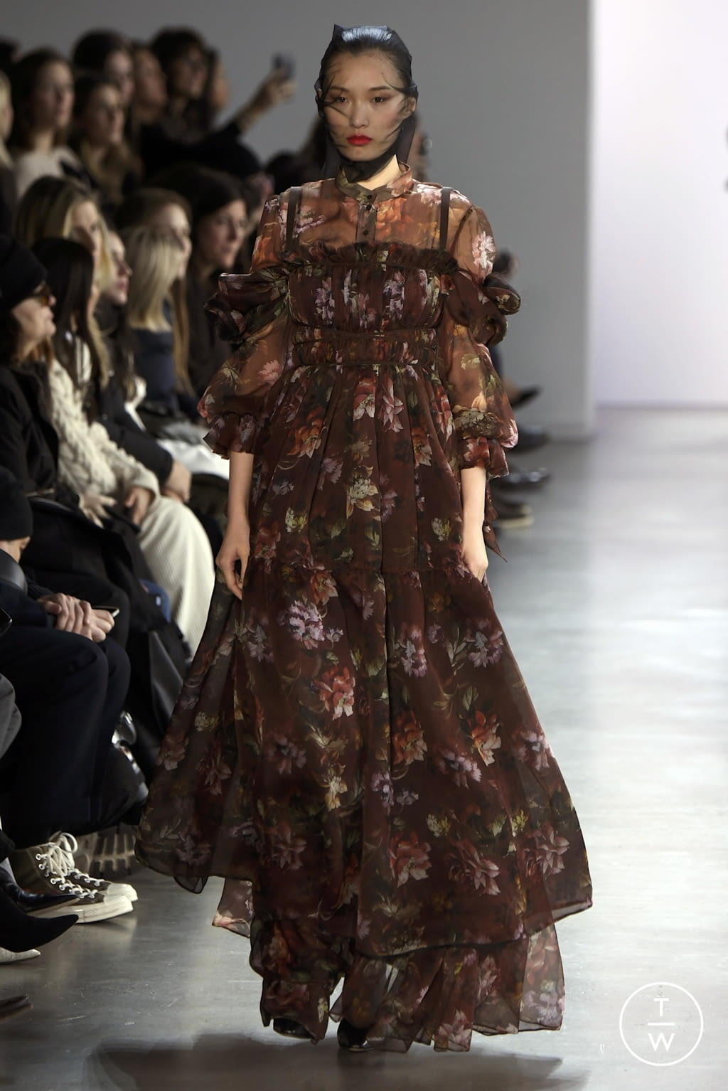 Fashion Week New York Fall/Winter 2020 look 16 from the Brock Collection collection womenswear