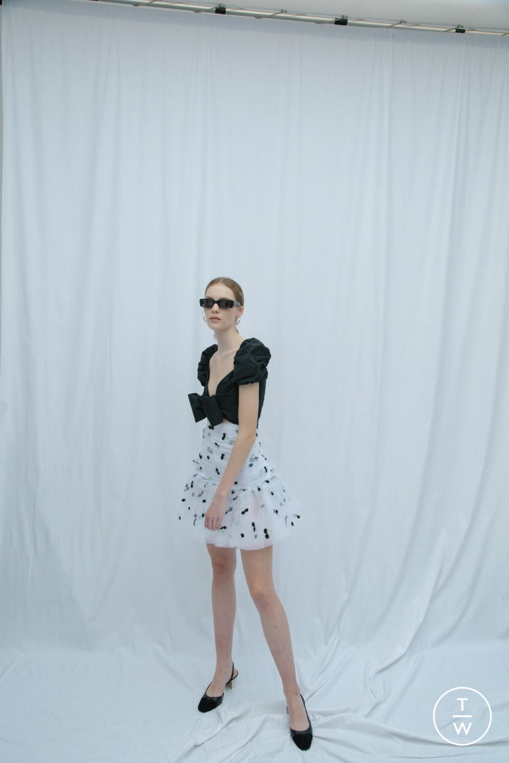 Fashion Week Milan Resort 2020 look 15 from the Brognano collection womenswear