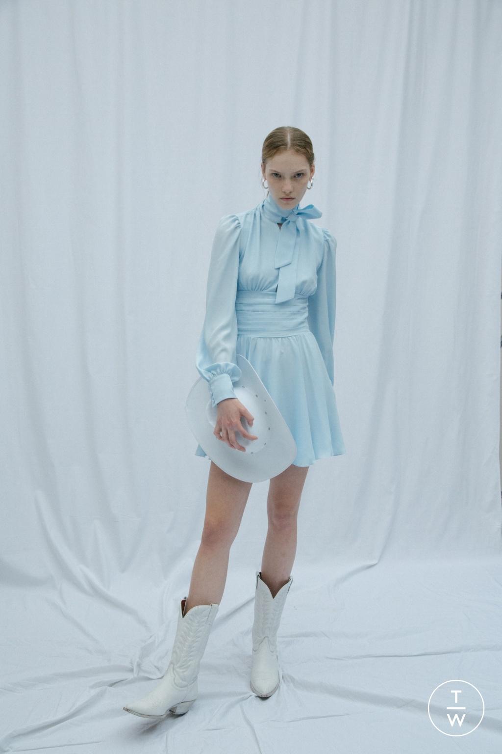 Fashion Week Milan Resort 2020 look 14 de la collection Brognano womenswear