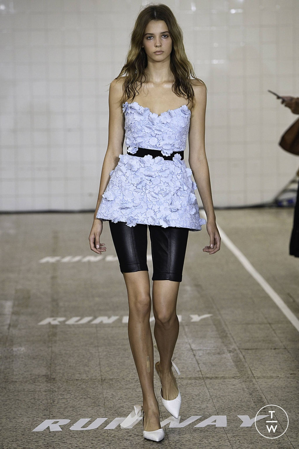 Fashion Week Milan Spring/Summer 2019 look 16 from the Brognano collection 女装