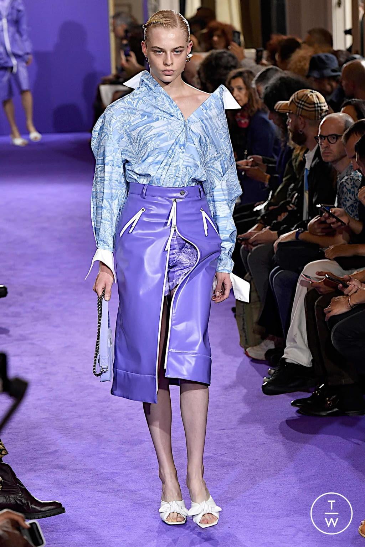 Fashion Week Milan Spring/Summer 2020 look 3 de la collection Brognano womenswear
