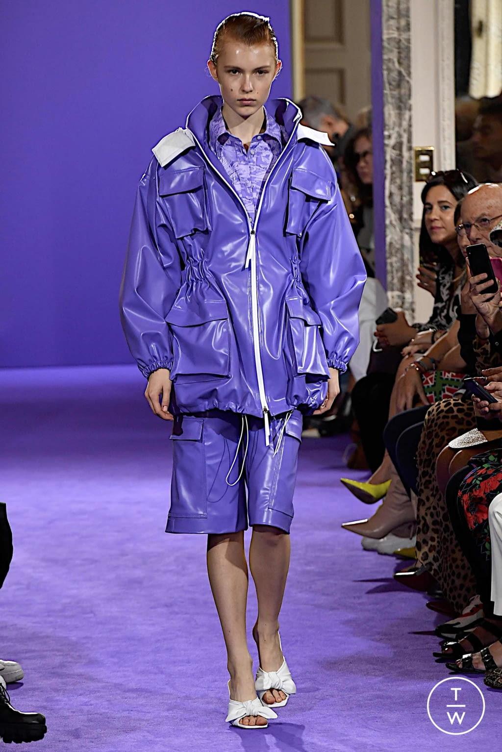 Fashion Week Milan Spring/Summer 2020 look 4 de la collection Brognano womenswear