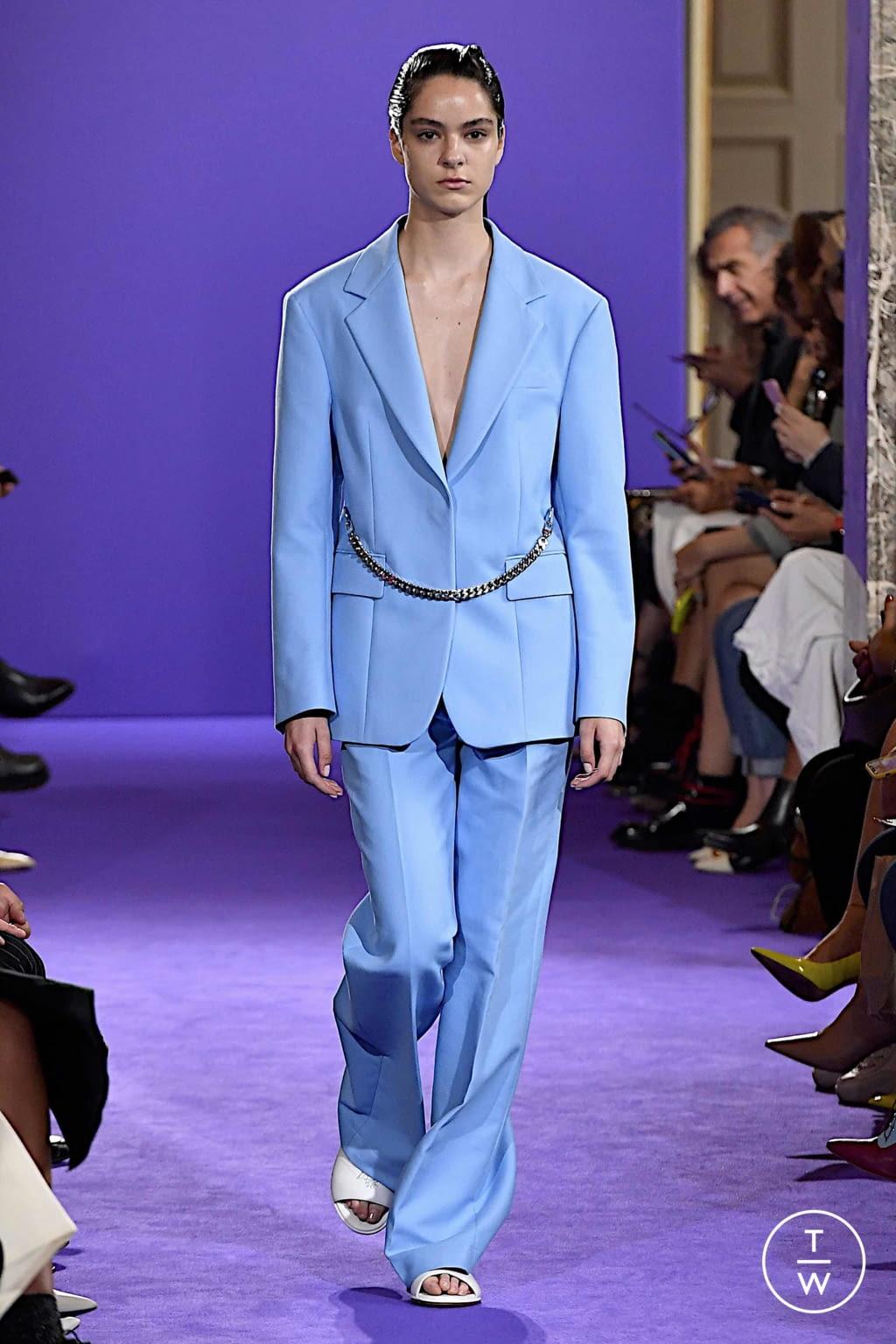 Fashion Week Milan Spring/Summer 2020 look 8 de la collection Brognano womenswear