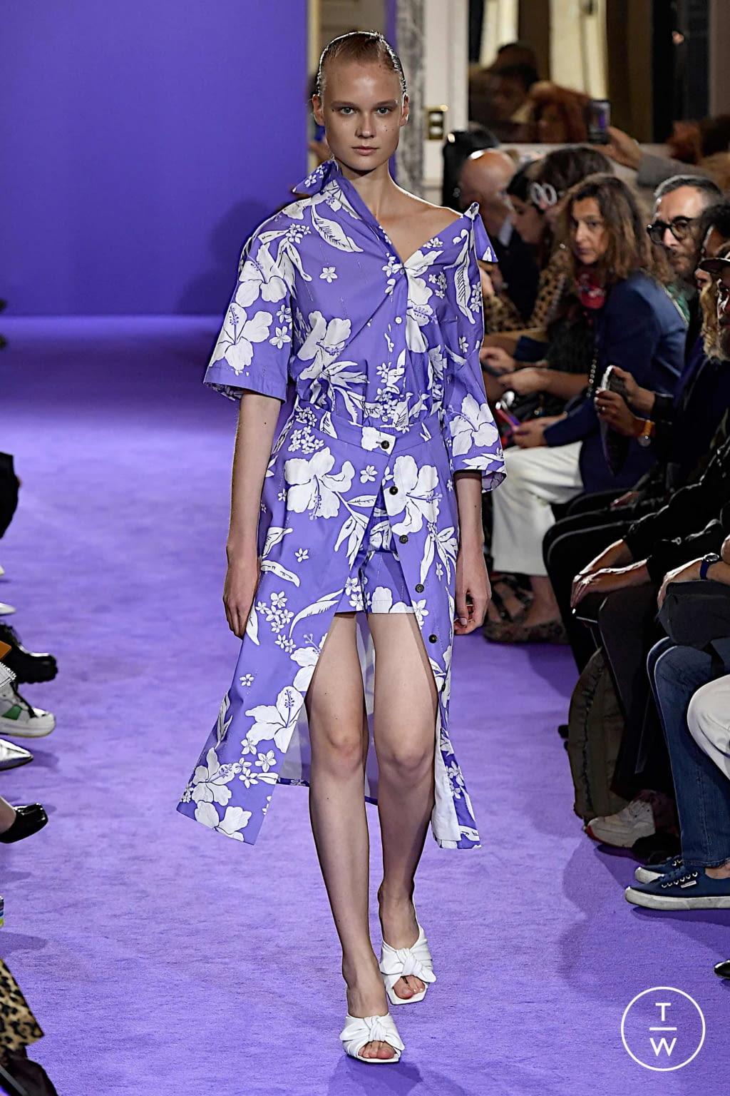 Fashion Week Milan Spring/Summer 2020 look 13 de la collection Brognano womenswear