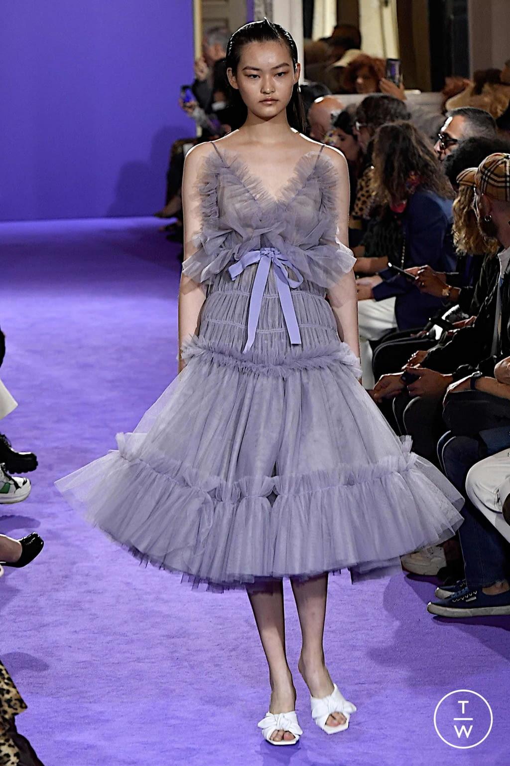 Fashion Week Milan Spring/Summer 2020 look 21 de la collection Brognano womenswear